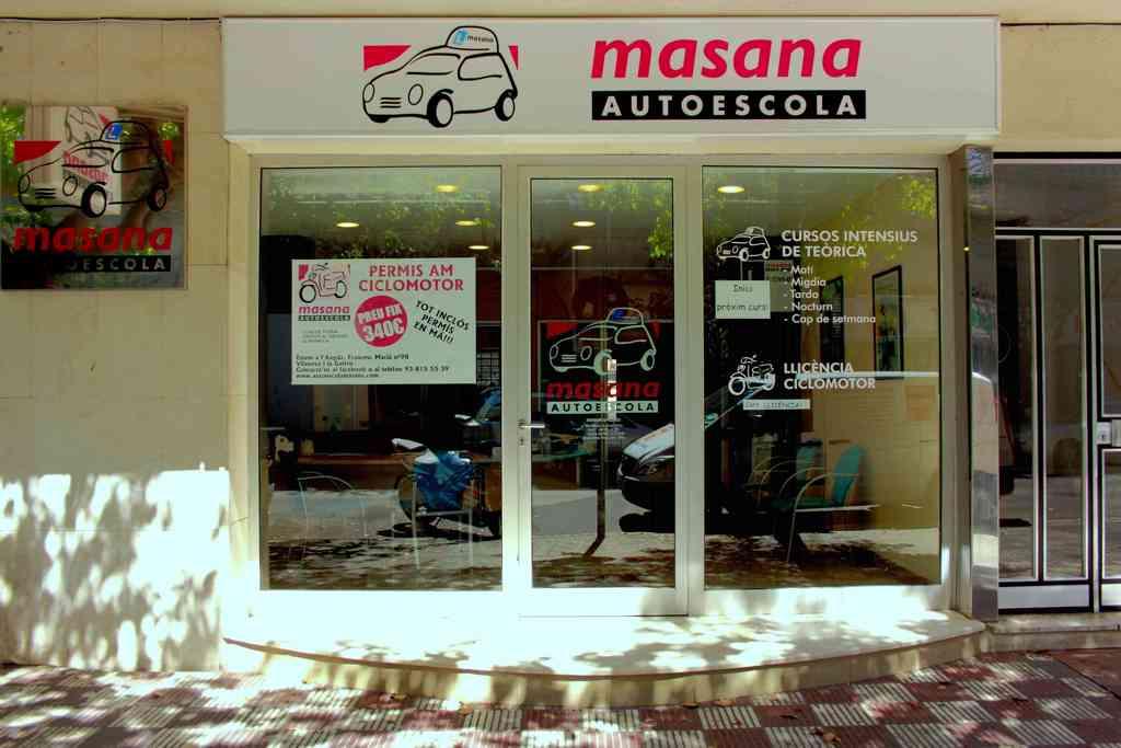 Autoescola Masana